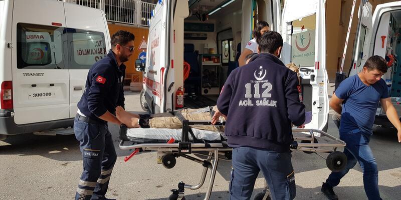 Erzincan'da yıldırım düştü: 2 asker yaralı