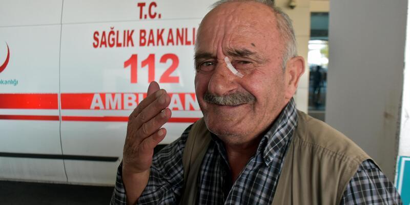 Huzurevinde 'bardak' kavgası: 2 kişi yaralandı