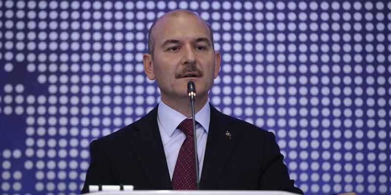 Bakan Soylu: Türkiye, dünyaya örnek bir davranış ortaya koymuştur
