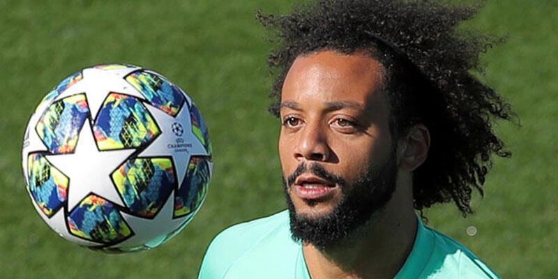 Real Madrid'de Marcelo şoku