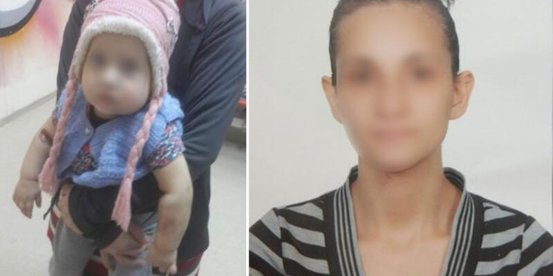 Kendi kızına işkence eden anne mahkemede çark etti