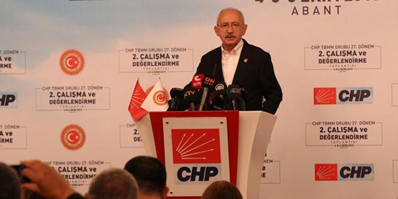 Kılıçdaroğlu: Bu bizim boynumuzun borcudur