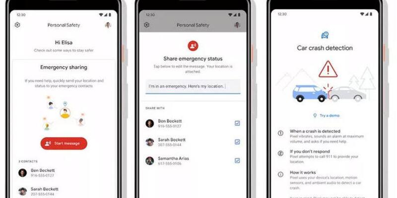 Google bu kez hayat kurtaracak