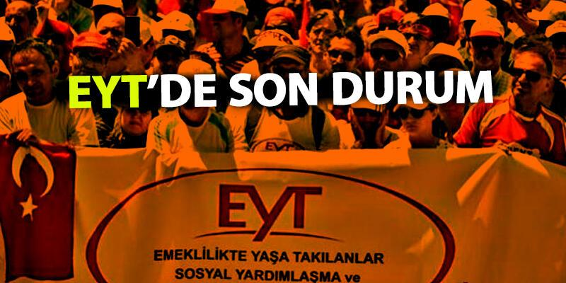 EYT ile ilgili son dakika gelişmesi: AK Parti'li vekillerden yeni EYT önerisi
