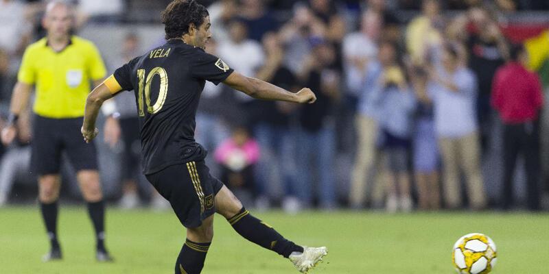 Carlos Vela MLS rekoruyla gol kralı oldu