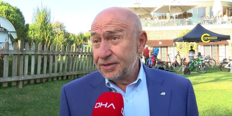 Nihat Özdemir: Grupta sıralamayı etkileyecek iki maç oynayacağız