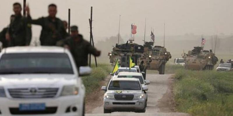 ABD'den YPG/PKK işgal sahasına sevkiyat