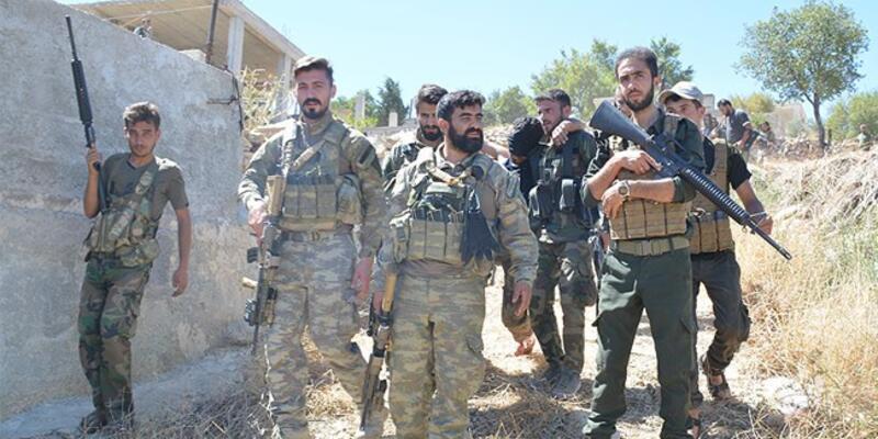 Suriyeli muhaliflerden terörle mücadeleye bağlılık vurgusu