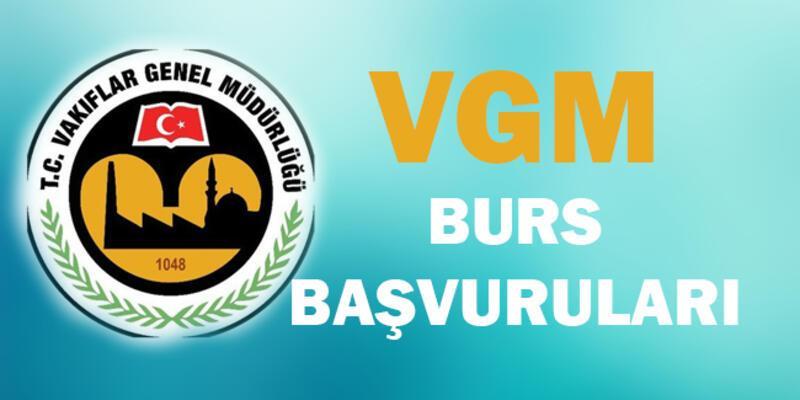 VGM sonuçları ne zaman açıklanacak? (Vakıflar Genel Müdürlüğü burs sonucu)