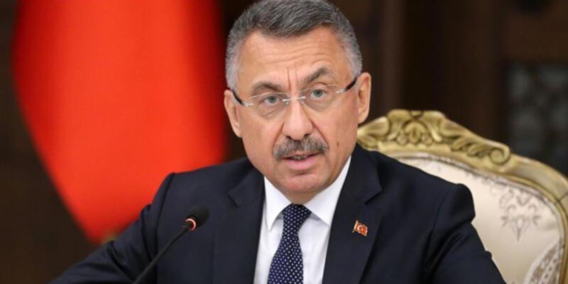 Cumhurbaşkanı Yardımcısı Fuat Oktay'dan Barış Pınarı Harekatı açıklaması