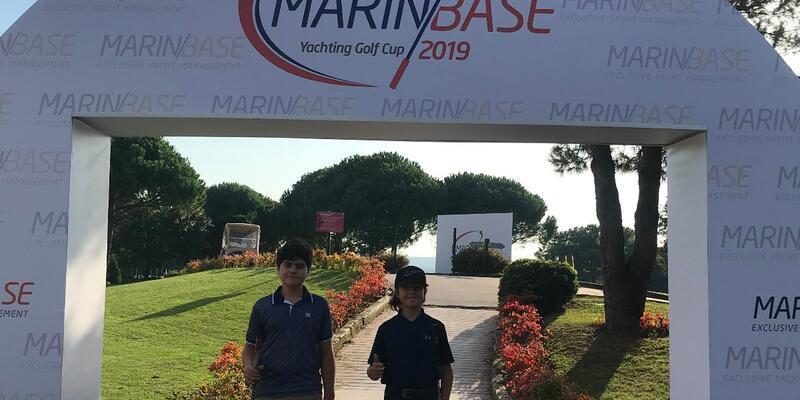 MARINBASE Yachting Golf Cup, Kemer Country Club'da gerçekleşecek
