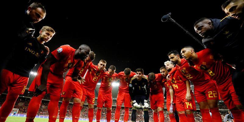 Belçika EURO 2020'yi 9-0'la garantiledi!