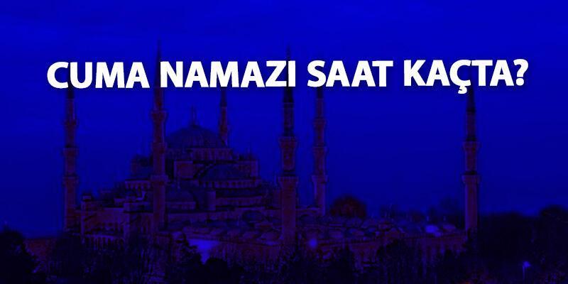 Cuma vakti ne zaman, saat kaçta? 11 Ekim 2019 cuma namazı saati İstanbul