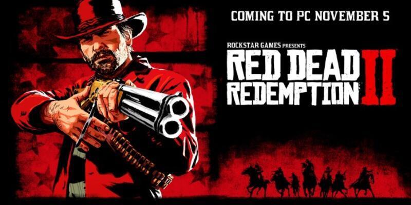 Red Dead Redemption 2 ön siparişe sunuldu