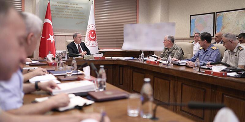 Son dakika... Milli Savunma Bakanı Akar: Şu ana kadar 342 terörist etkisiz hale getirildi