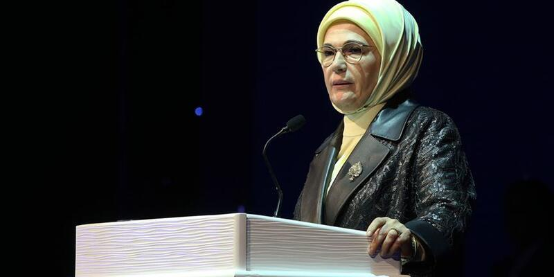 Emine Erdoğan'dan Barış Pınarı açıklaması