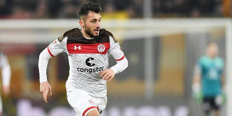 Türk futbolcunun Barış Pınarı paylaşımı Alman kulübünü rahatsız etti!
