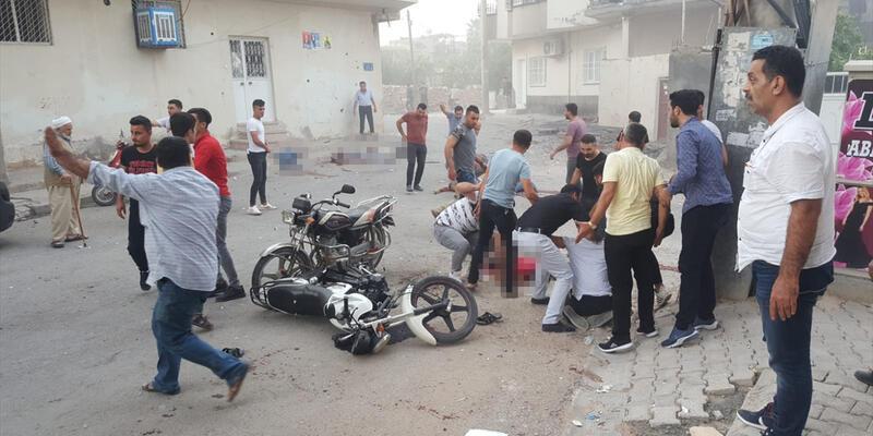 Son dakika... Terör örgütü YPG'den sivillere alçak saldırı: İki ilçemizde şehit ve yaralılar var