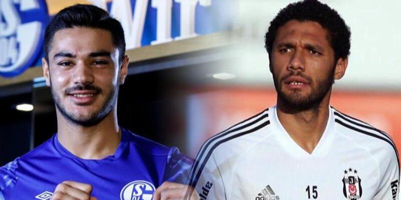 Ozan Kabak ve Elneny için transfer görüşmesi!