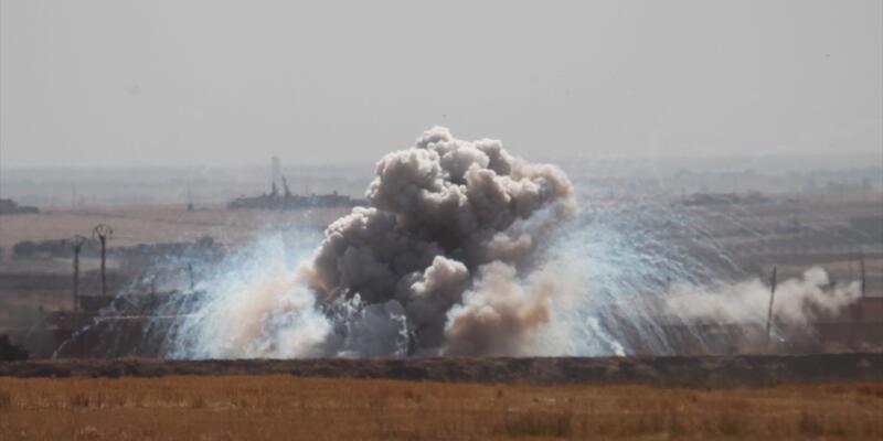Barış Pınarı Harekâtı'nda 459 terörist etkisiz hale getirildi