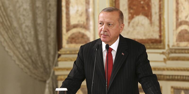 Erdoğan şehit ailesini aradı