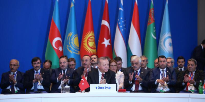 Türk Konseyi Liderler Zirvesi'nden ortak 'Barış Pınarı' bildirisi - Son Dakika Flaş Haberler