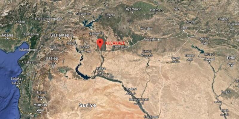 Menbiç (Münbiç) neresi? İşte Suriye Haritasında Menbiç'in yeri