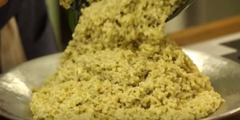 Risotto tarifi ve malzemeleri… İtalyan yemeği risotto yapımı