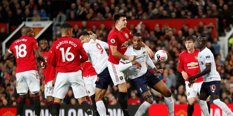 Manchester United - Liverpool: 1-1