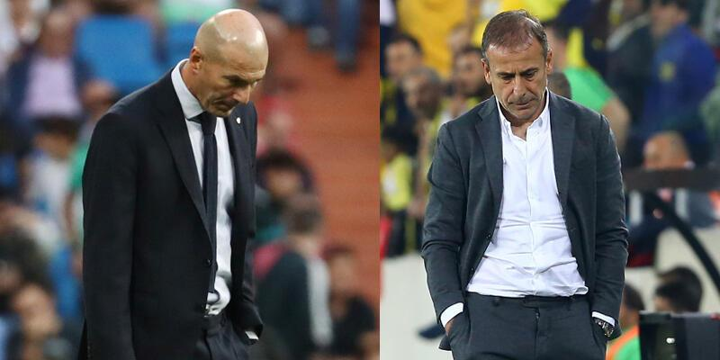 Avcı ve Zidane'ın kaderi Galatasaray'a bağlı!