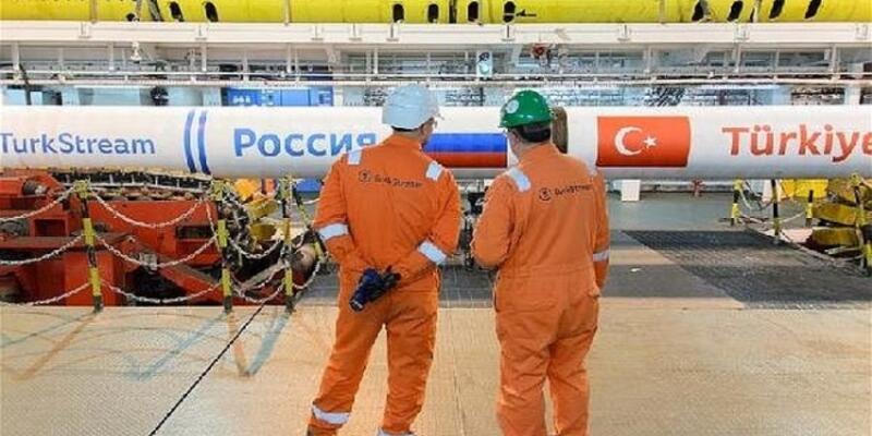 Lavrov: Türk Akımı'nın ikinci hattı 2020'de hazır olacak