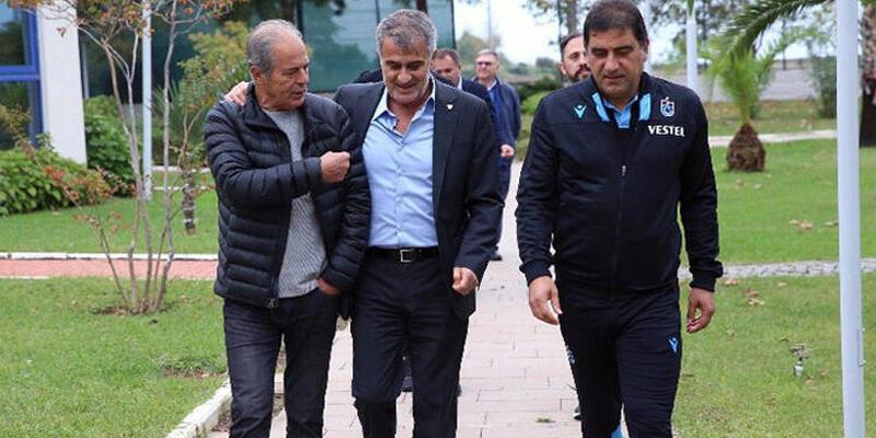 Şenol Güneş Trabzonspor'u ziyaret etti