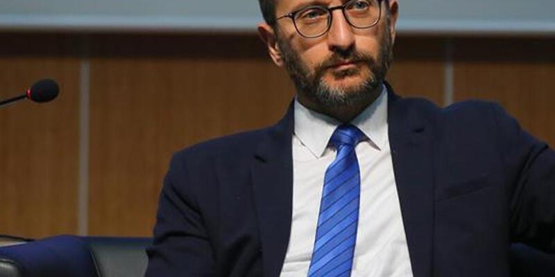 Fahrettin Altun: Bölücü terör örgütünün devletçik projesi tarih olmuştur