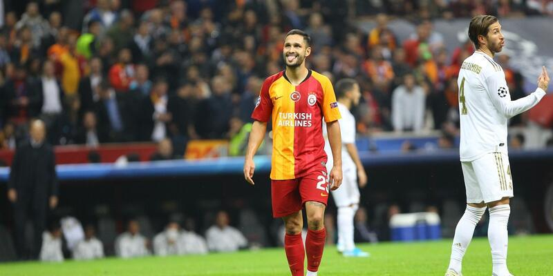 Galatasaray 0-1 Real Madrid MAÇ ÖZETİ