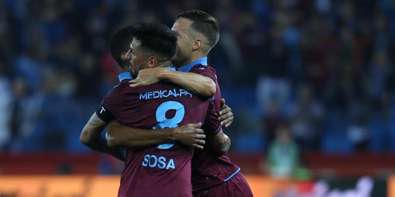 Trabzonspor'a Sosa ve Novak müjdesi