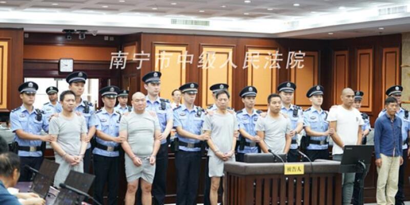 Çin'de 'taşeron katillere' hapis cezası