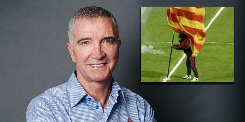 Souness bayrağı neden diktiğini 23 yıl sonra itiraf etti