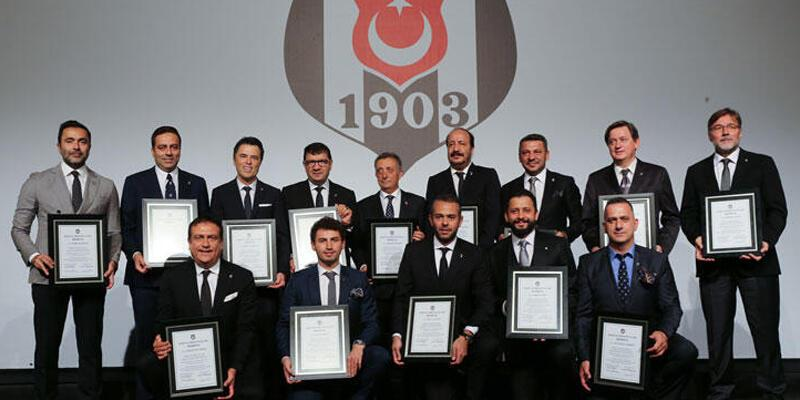 Beşiktaş'ta bir istifa daha