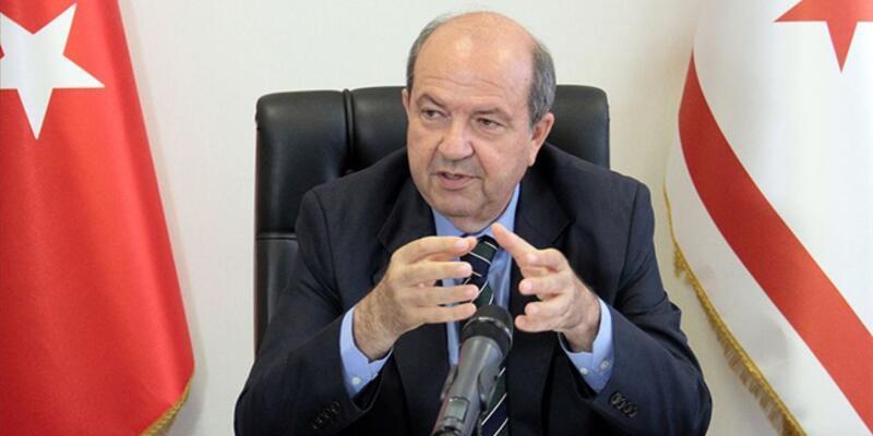 KKTC Başbakanı Tatar: Barış Pınarı Harekatı, Türkiye'nin güvenliği için yapılmıştır