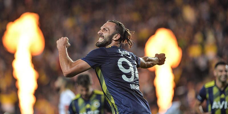 Vedat Muriç'e son talip Inter