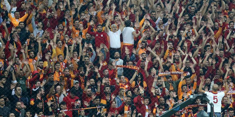 Galatasaray'da 25 bin bilet el değiştirdi!