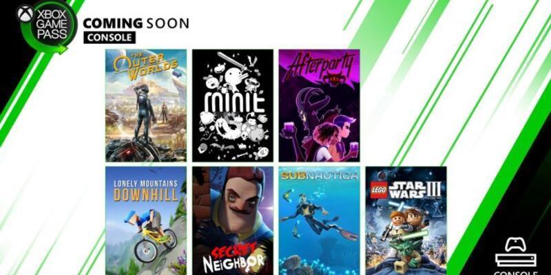 Xbox Game Pass yeni oyunları sisteme eklemeye devam ediyor