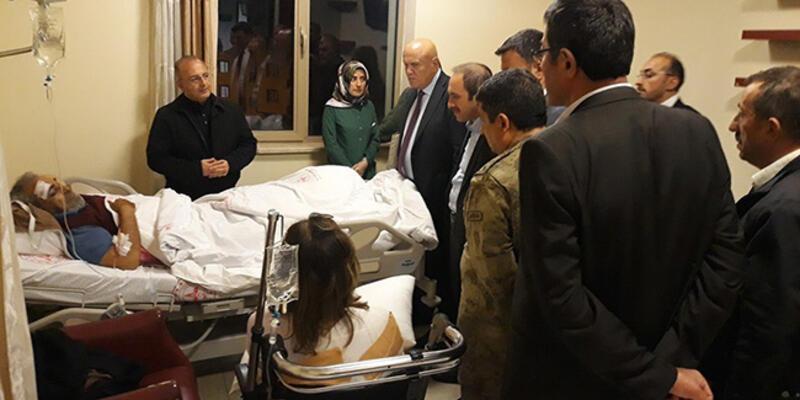 Prof. Dr. Hüsamettin Koçan, trafik kazası geçirdi: 5 yaralı