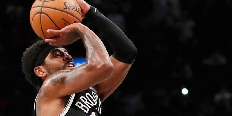 Irving'in 50 sayısı Nets'e yetmedi