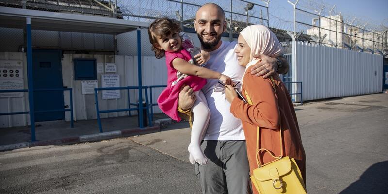 Son dakika... İsrail'de tutuklu bulunan AA foto muhabiri serbest bırakıldı