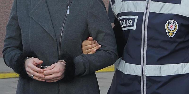 FETÖ'nün sözde üst yöneticisinin kızı ve 2 şüpheli tutuklandı