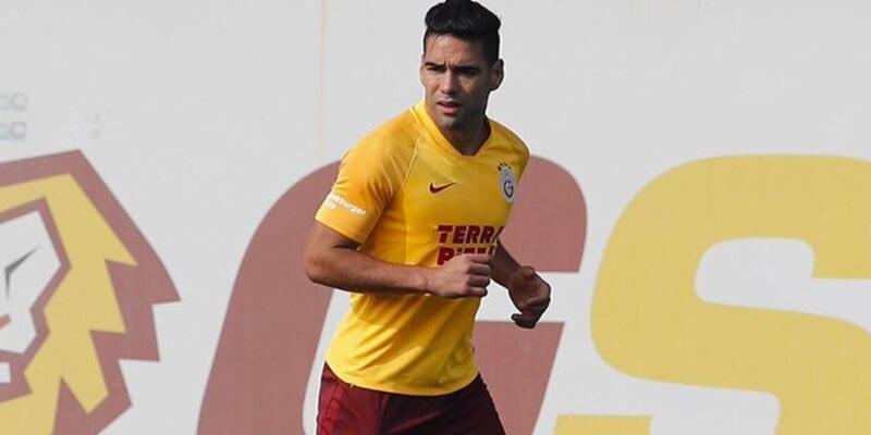Falcao'nun Beşiktaş derbisinde oynaması zor