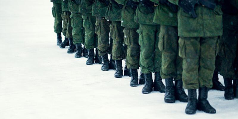 Rusya'da bir asker, 8 silah arkadaşını öldürdü