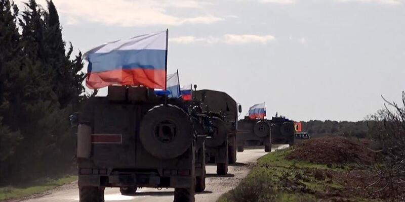 Rusya, Suriye'nin kuzeyinde devriyelerini sürdürüyor
