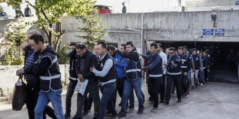 Ankara'da 'ihale çetesine' operasyon: 28 tutuklama